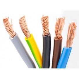 cable libre de halogenos 1*1,5mm 750v
