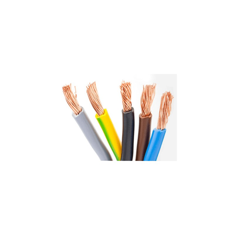 Cable 1 5mm libre de halogenos 750v subeled for Cable libre de halogenos 25mm
